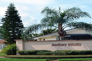 Indian Wells Kissimmee entrance