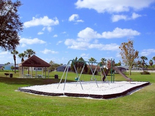 Children's play area Indian Wells Kissimmee